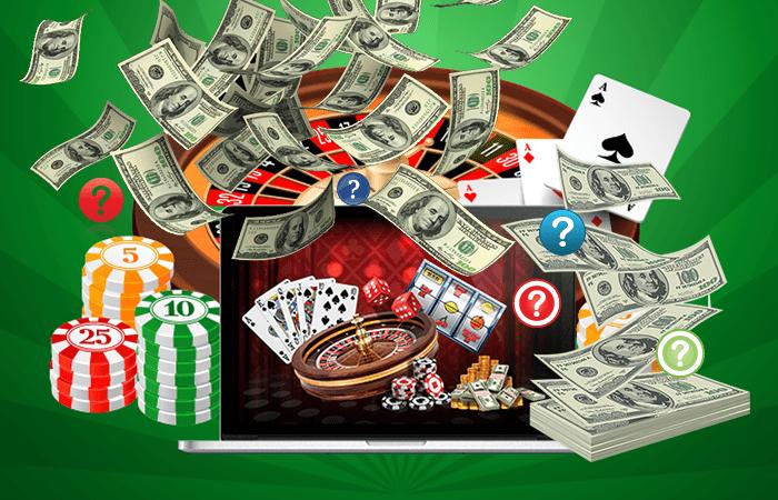 Выиграл в онлайн казино